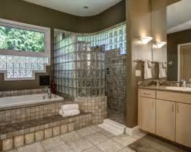 glass block designs for bathrooms interesting photos of glass block showers traditional bathroom with glass block with curve for