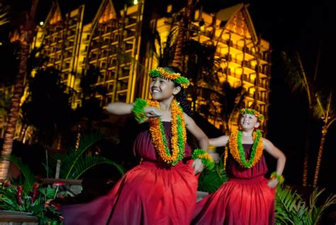 tradition and magic at the grand opening of aulani a