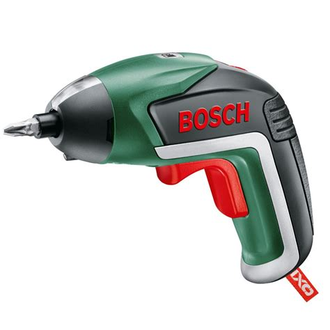 Bosch Ixo 3 6 V bosch ixo v 3 6v cordless screwdriver with accessories
