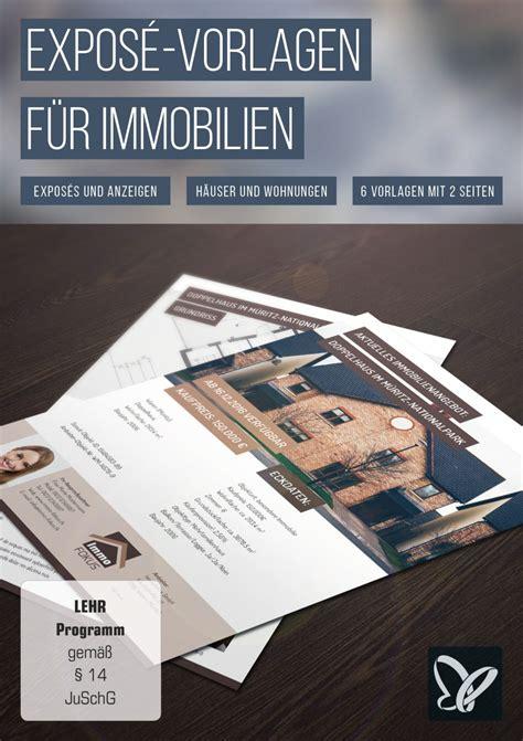 word zweiseitiges layout expos 233 vorlagen f 252 r immobilien h 228 user und wohnungen
