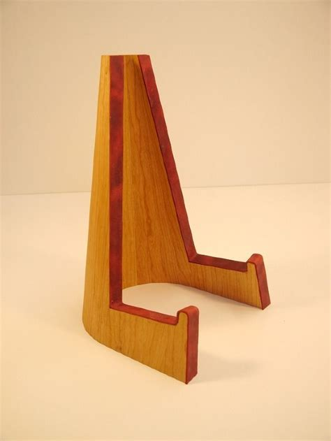 cone shaped wooden guitar stand guitar stand