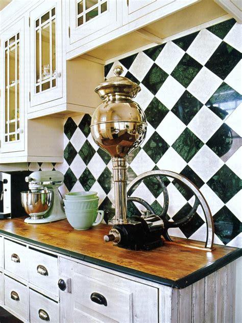 tumbled marble backsplashes pictures ideas from hgtv hgtv 30 trendiest kitchen backsplash materials hgtv