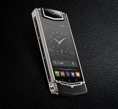 vertu phone cost luxury android phone from vertu costs 10 657 it