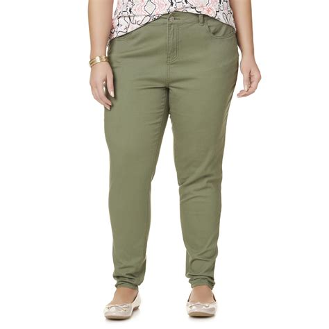 colored jeggings simply s plus colored jeggings
