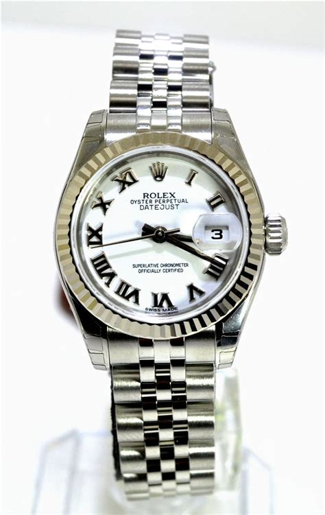 rolex datejust 179174 new wing wah