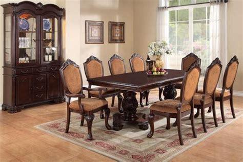 home goods dining set 7 or 9 formal dining set mindys home goods