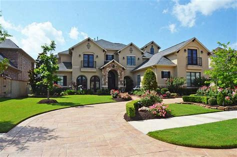 cinco ranch this 6 204 square foot home offers views of