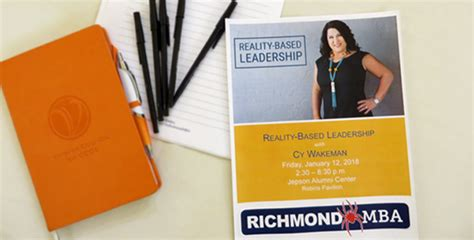 Richmond Mba by Vaceos Members Learn How To Ditch The Drama With Cy Wakeman