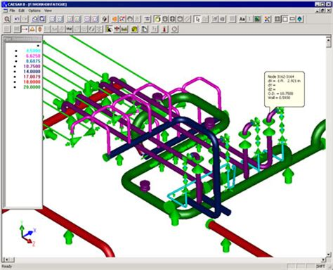 Pipe Stress by Coade Updates Pipe Stress Analysis And Design Software