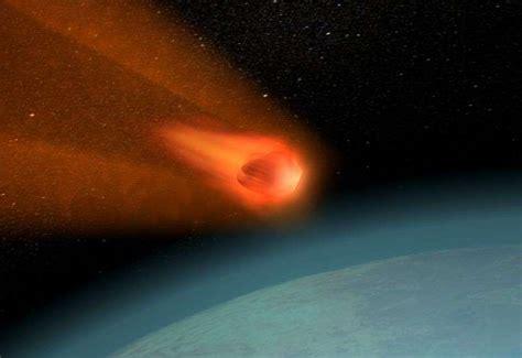 imagenes meteoritos reales la nasa descubre un mineral nuevo en un meteorito y le