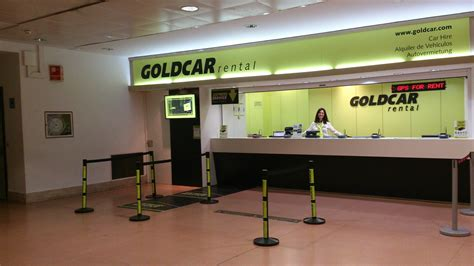goldcar porto goldcar car rental malaga airport agp spain