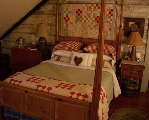 primitive country bedrooms the t cozy december 2011