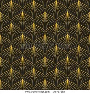 Art deco seamless pattern pattern