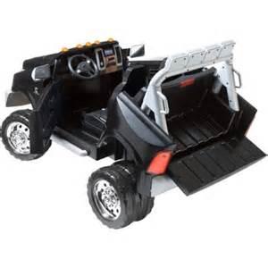 Power Wheels Dually Truck Chevy Silverado Ride On 12 Volt Autos Post