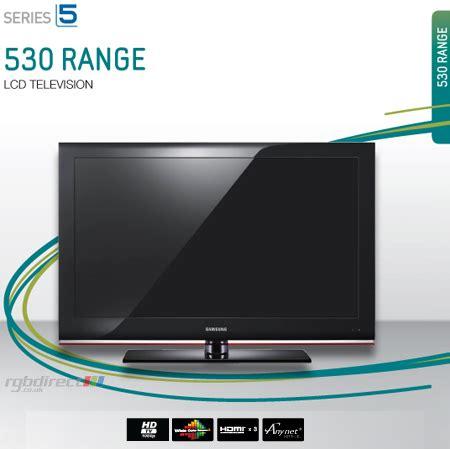 Tv Samsung Series 5 samsung le40b530p7wxzg 40 series 5 hd 1080p black lcd tv
