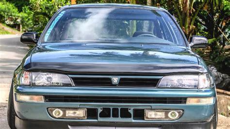 Bumper L Great Corolla 1994 95 Ae101 stanced toyota ae101 ae100