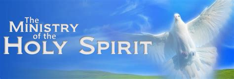 Good Gifts For Church Members #4: The-Ministry-of-the-Holy-Spirit.png