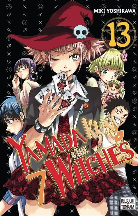 Yamada The 7 Witches Vol 12 by Vol 13 Yamada Kun The 7 Witches News