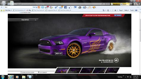 Make Your Own Custom Car - anybody like this car ford gt make your own the