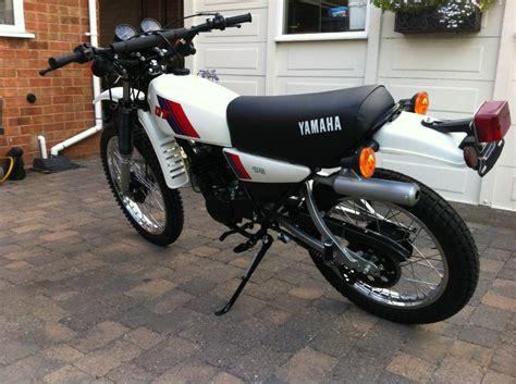 Yamaha Dt175mx 1981 Restored restored yamaha dt175mx 1981 photographs at classic bikes restored bikes restored