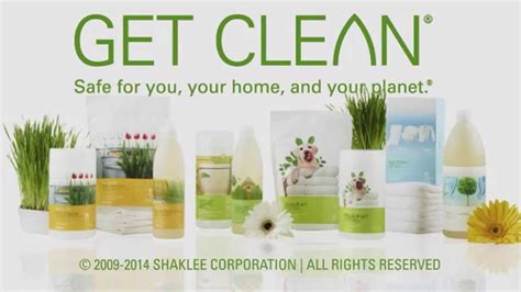 shaklee healthy home products