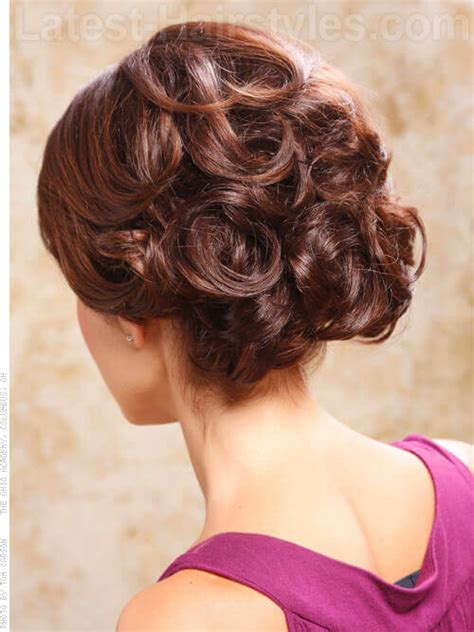 hairstyles updo back view updo hairstyles for long hair back view www pixshark com
