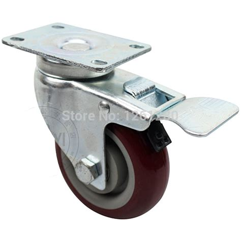 tnt express furniture caster 3 inch swivel wheel steering