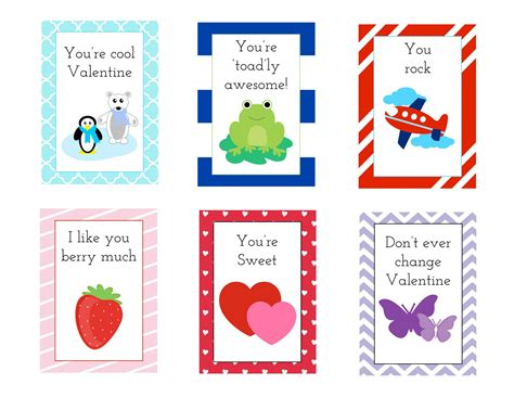 valentine card template for kids professional sles