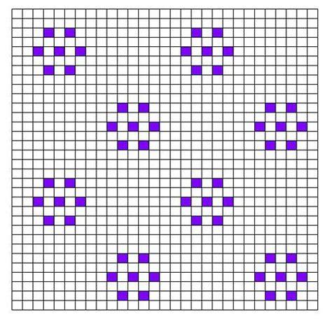 dot pattern test chart pinterest the world s catalog of ideas