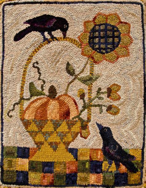 rug hook patterns hooked rug kits