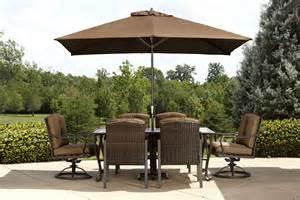 la z boy outdoor 7pc dining set shop your way