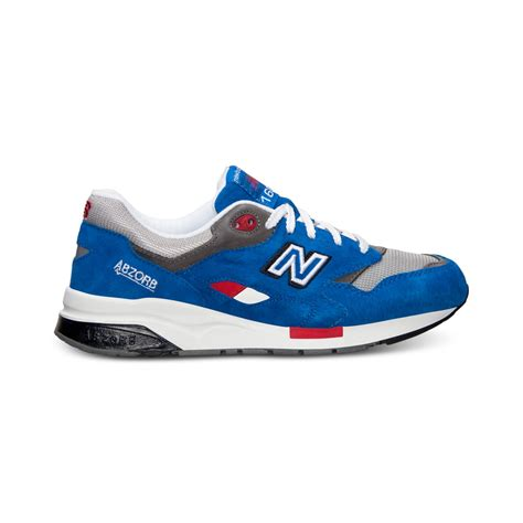 new balance sneakers mens new balance mens barbershop casual sneakers from finish