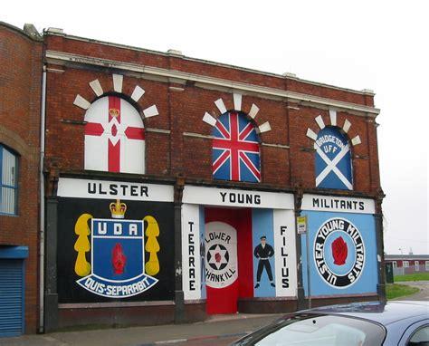 Fire Station Wall Mural file uda mural in shankill belfast jpg wikipedia