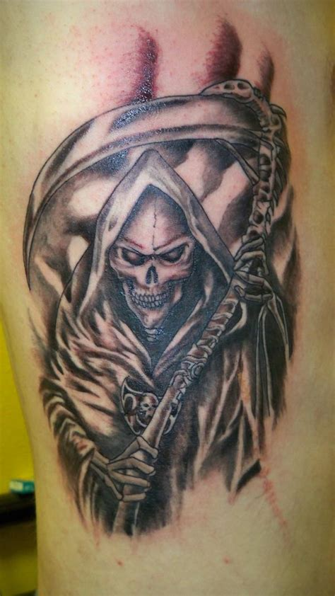 grim reaper tattoo designs tattoo collections
