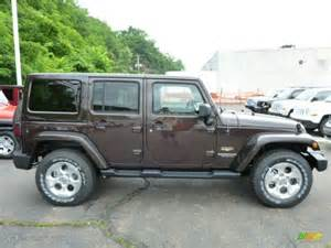 Brown Jeep Wrangler Copper Brown Jeep Wrangler Unlimited