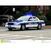 Boston Police Cruiser Editorial Stock Image  20573414