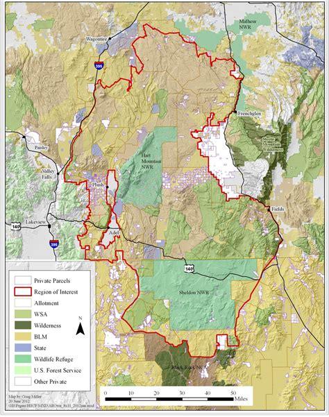 owyhee canyonlands map publications oregon desert association