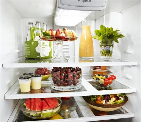 big chill best places to store your food in your fridge