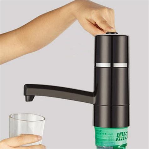 Dispenser Jus household water dispenser usb charging bottled water pumping device 15w electric water
