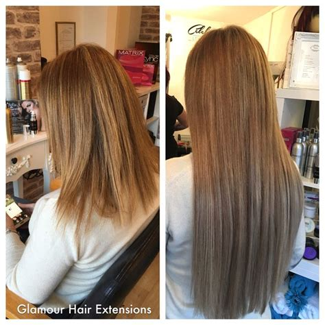 hair extensions before and after with natural beaded rows best 25 micro bead hair extensions ideas on pinterest