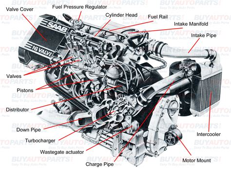 toyota car engine car diesel engine parts pixshark com images