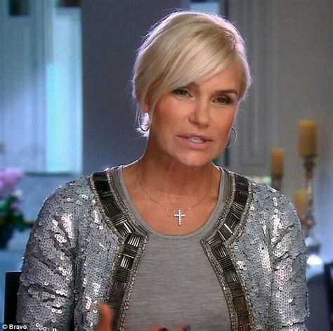 yolanda foster is loving her easy short hair 1000 ideas about yolanda foster on pinterest kyle