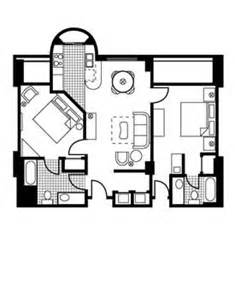 Polo Towers Floor Plan Las Vegas Two Bedroom Polo Towers