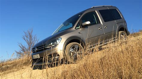 volkswagen alltrack offroad vw caddy alltrack tdi 4motion 2016 test drive review