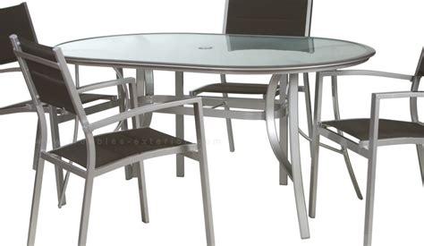 mesas de terraza y jardin mobiliario de terraza de aluminio