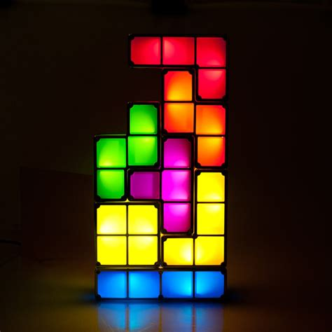 tetris light at toxicfox co uk