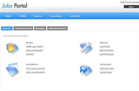 seekers admin panel portal software best script