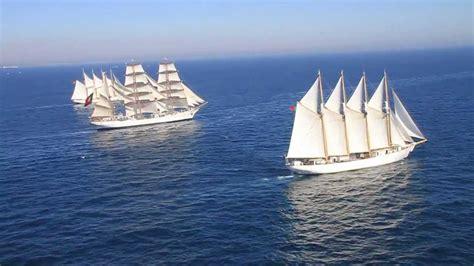 veleros y barcos antiguos youtube regata grandes veleros 2012 youtube