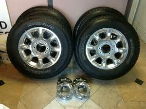 Tires And Rims For F250 2014 F250 Rims Autos Weblog