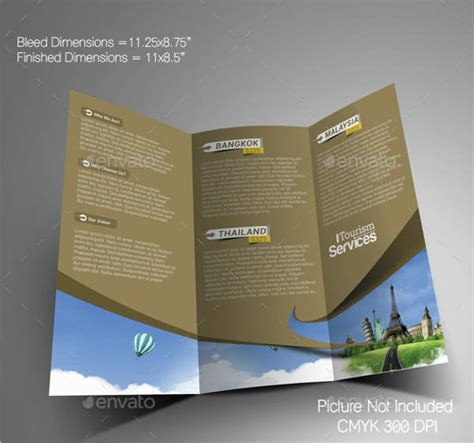 leaflet design trends 34 service brochure designs design trends premium psd